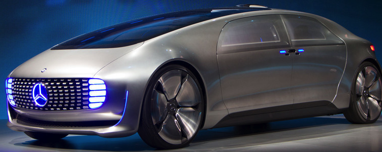 Ford Concept Cars Self Driving