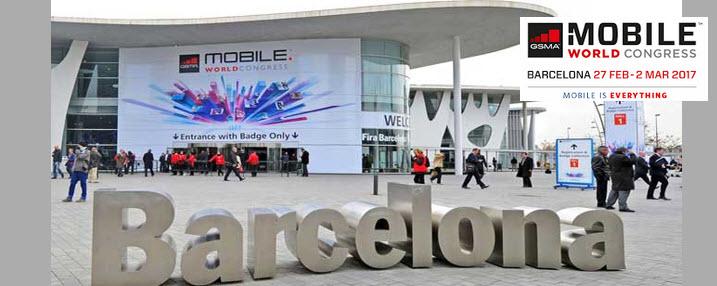 Au-delà des nouveaux smartphones qui devraient être dévoilés à cette conférence, la 5G sera la vedette de l'édition 2017 de la Mobile World Conférence qui