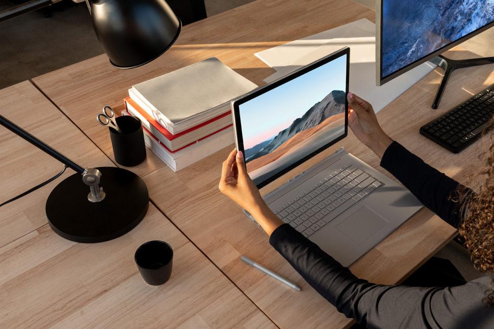 Surface Book 3, Surface Go 2 et bien plus — Microsoft