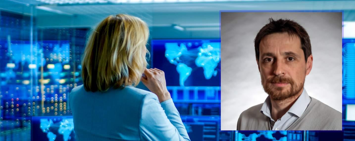 Prendre de meilleures décisions en matière de cybersécurité… plus rapidement ! Yann Le Borgne, ThreatQuotient